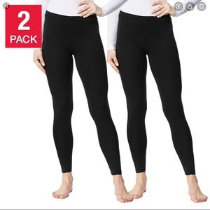 32 Degrees Base Layer Heat Pant 2-Pack